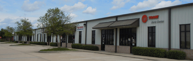 Office/Warehouse Space for Lease in Gulfport, Mississippi